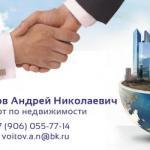 Войтов Андрей Николаевич