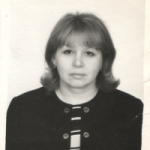 Усова Наталья Владимировна
