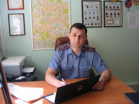 Светлов Давид Сергеевич
