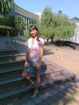 Желонкина Светлана Александровна