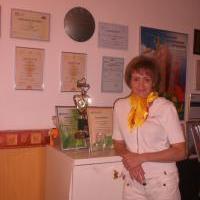 Шляпникова Ольга Зиновьевна