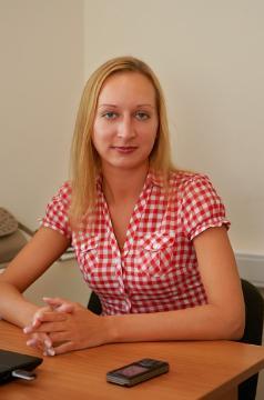 Суша Анастасия Валерьевна