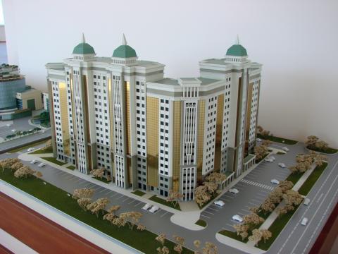 """ЖК """"Абай 2"""", г. Астана, Иманова 28, новостройки Астана - Фото 1"""