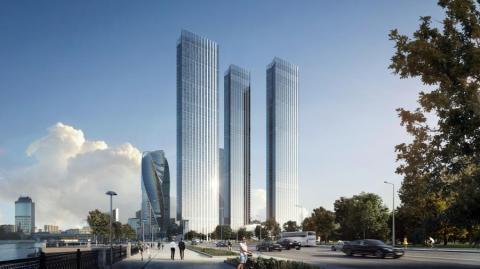 ЖК Capital Towers, новостройки Москва - Фото 1