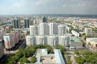 "ЖК ""Абай"", г. Астана, ул. Отырар, д. 4"