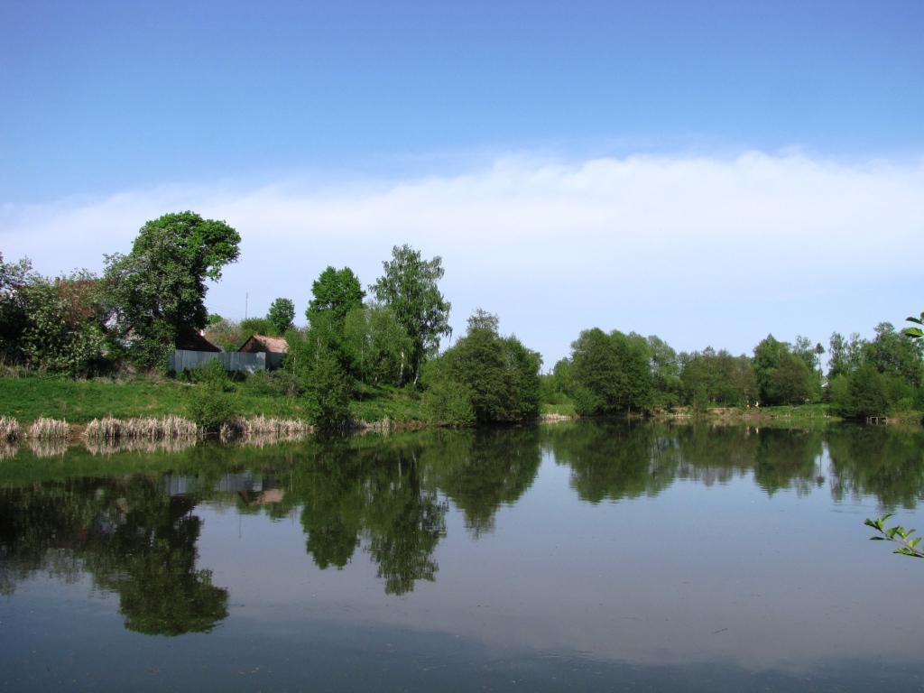 рыбалка в районе заокского района