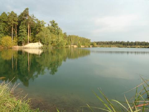 места рыбалки егорьевское шоссе