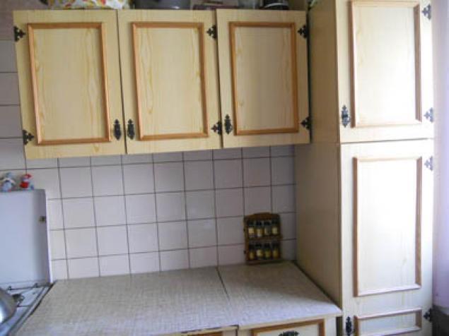 Реставрируем старую кухню своими руками 1