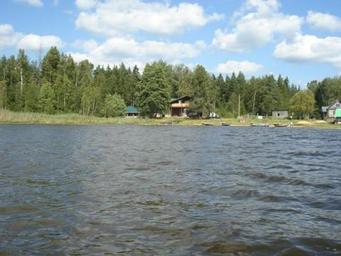 рыбалка на озерах тосненского района
