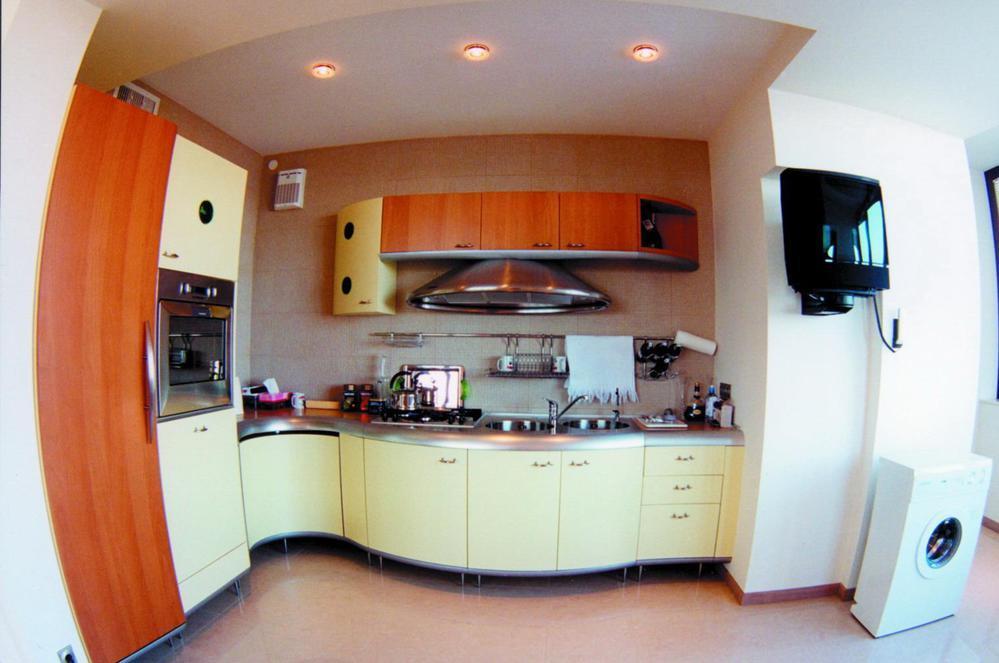 Кухня ремонт 9 метров своими руками