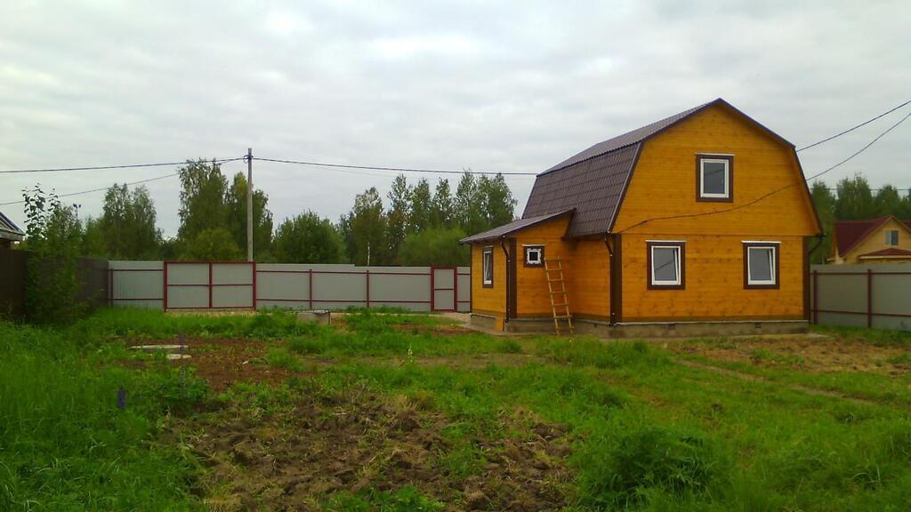Продажа домов в подмосковье в одинцовском районе