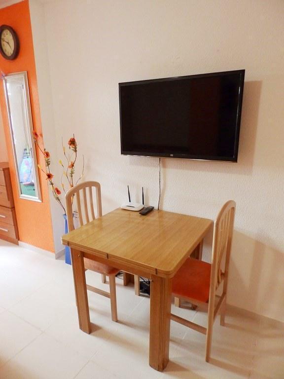Studio apartment in torrevehe island Athos buy