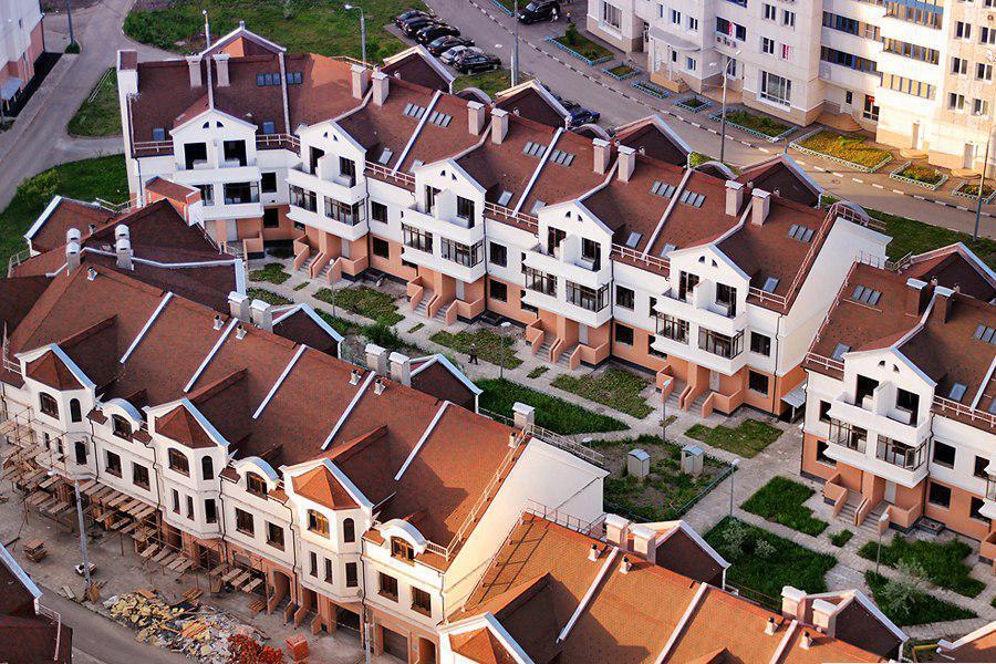Новые квартиры в павшинской пойме
