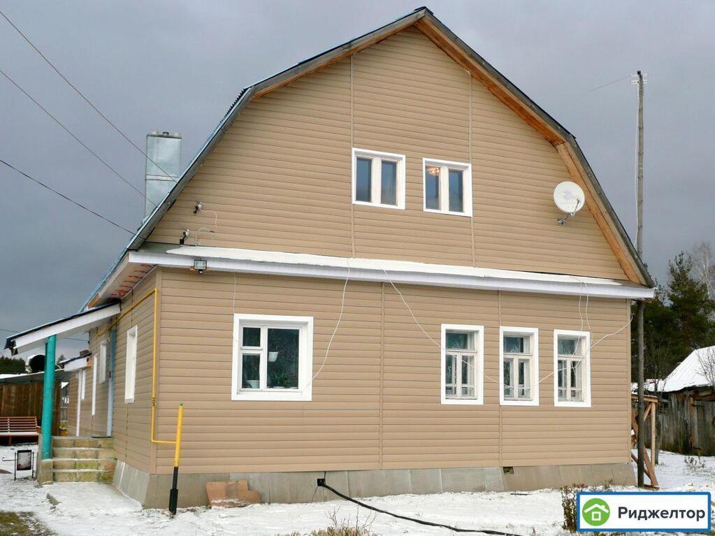 Продается двухкомнатная квартира ленина улица дом 11 посёлок сатис нижегородская область - 2 этаж фото