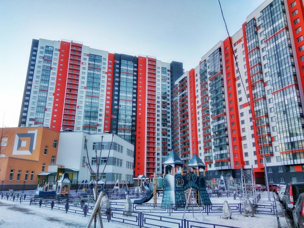 купить квартиру у финского залива от застройщика