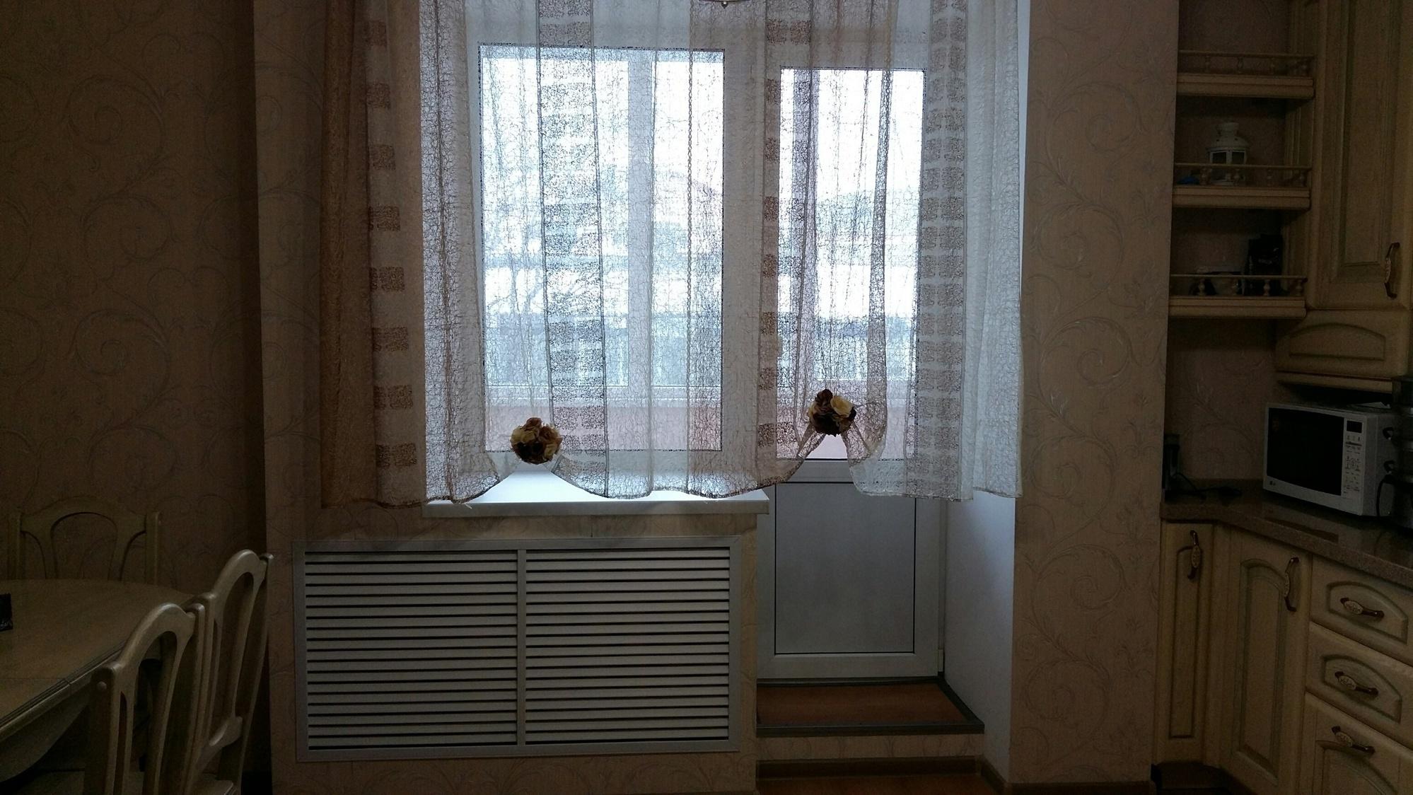 Просторная квартира и 3 лоджии, купить квартиру в смоленске .