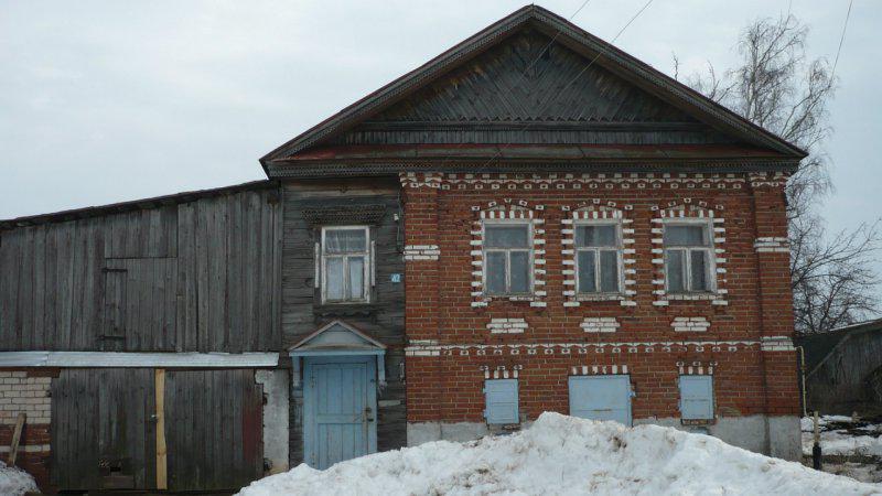Продается дом воротынский район д каменка (целинное)