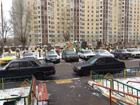 Москва, харьковский проезд, дом 9, корпус 2, серия 7040-01 (юао, район бирюлево западное)