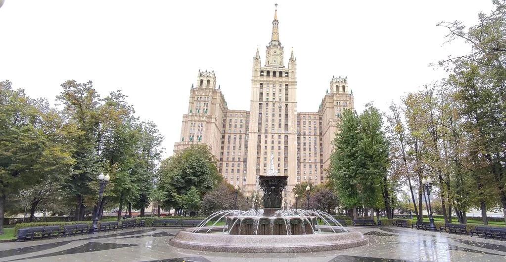 2-комнатная квартира, Москва, Кудринская пл., 1