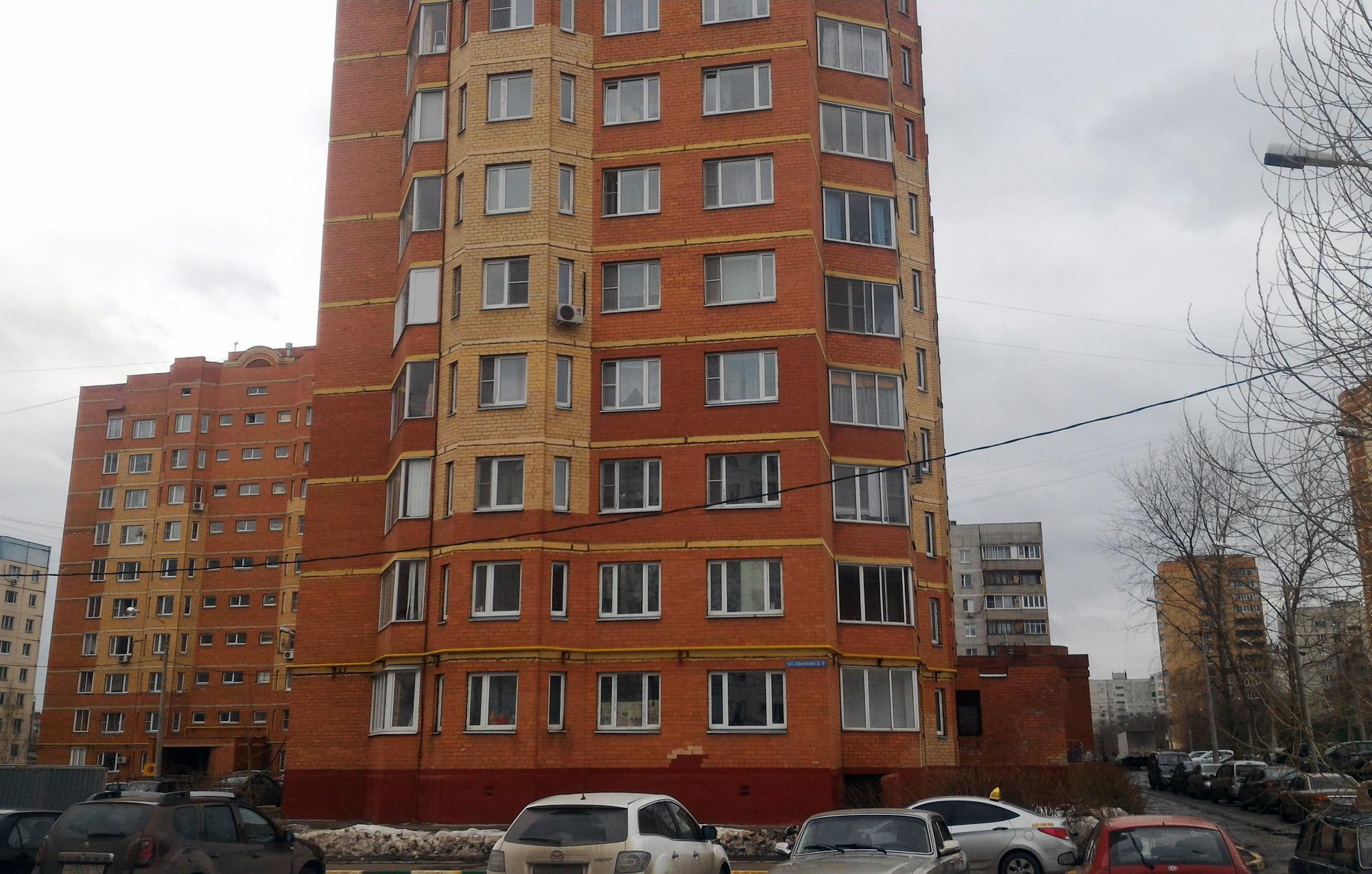 Объявление о продаже двухкомнатной квартиры площадью 770 квм заречная ул д 9, город щелково