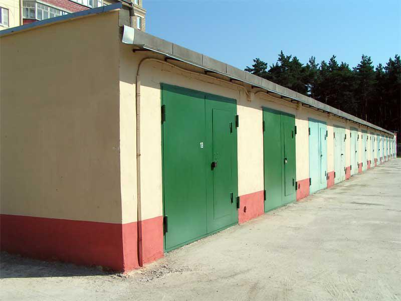 Как построить гараж в гаражном кооперативе