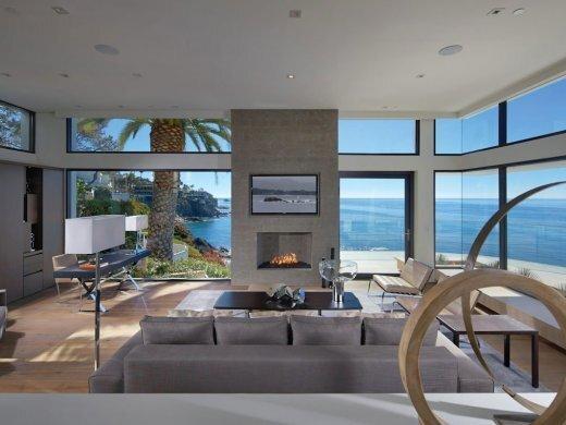 Дом в Малеме на берегу океана