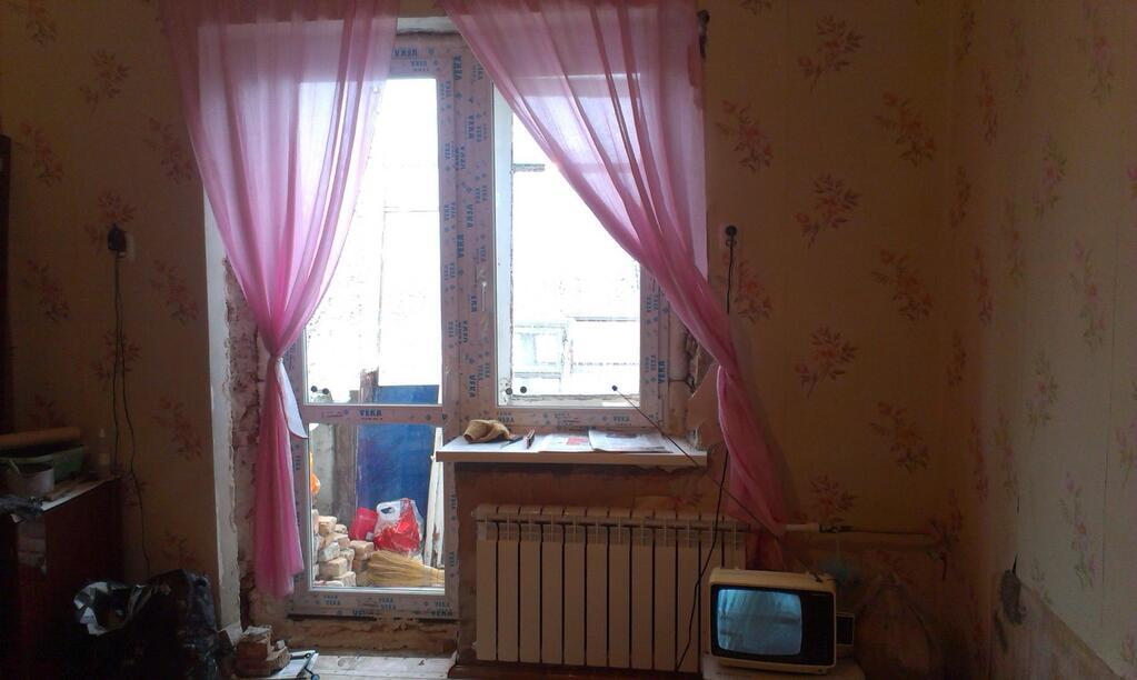 Комната с балконом в 3х комнатной квартире, купить комнату в.