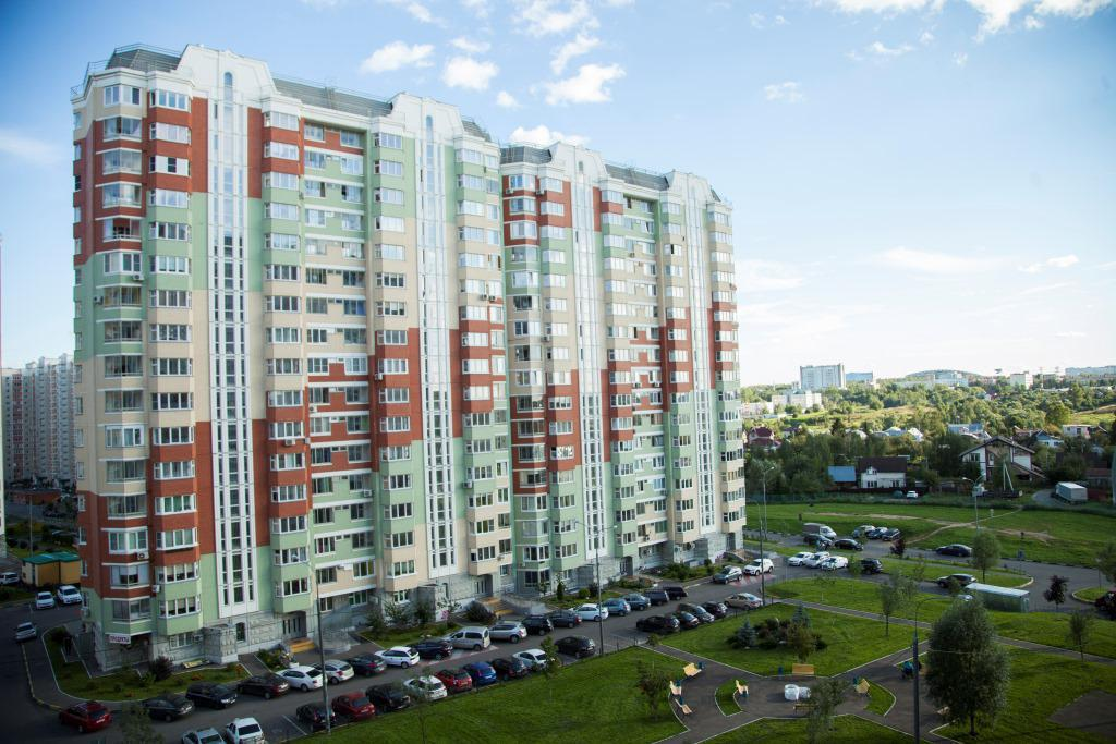 Сдается 1-комнатная квартира в жк солнцево-парк за 26 500 руб/месяц, 400 м0b2, этаж 13/17