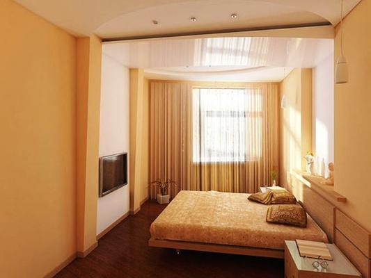 Косметический ремонт спальни своими руками недорого 571