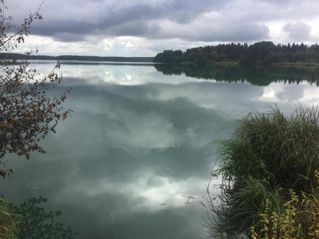 История озера каменка в электроуглях