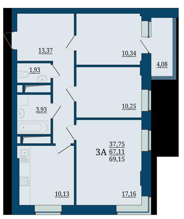 Парке 1 комнатная квартира в екатеринбурге купить по ипотеке меня там