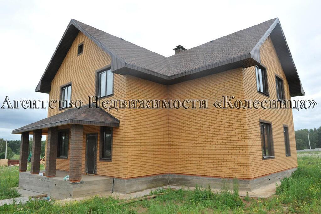 продается кирпичный коттедж, в 63 км от мкад, в охраняемом посёлке на 48 участков, в 80...