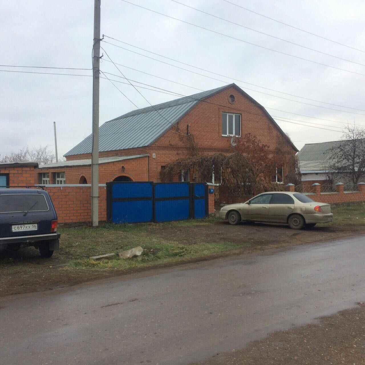Купить дом в октябрьякий районе оренбургской области