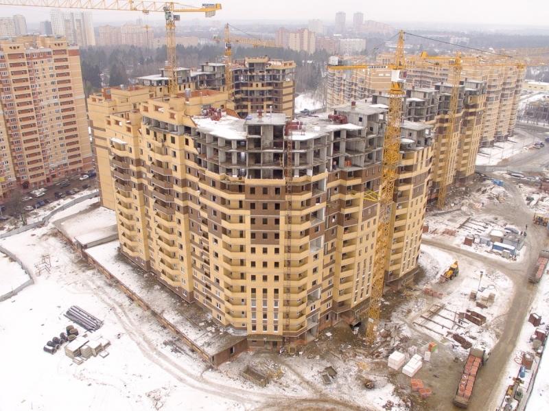 Квартиры в новом пушкино новостройки от застройщика