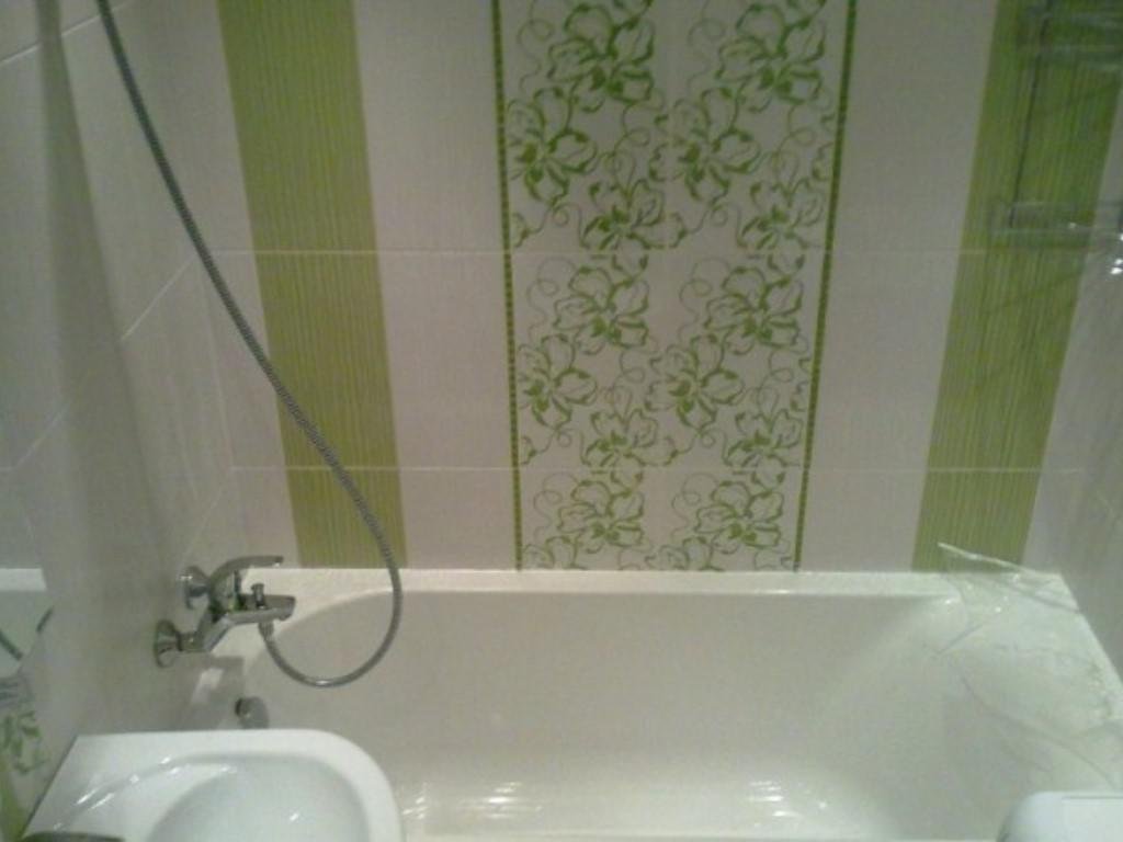 Ремонт ванны и туалета недорого своими руками 704