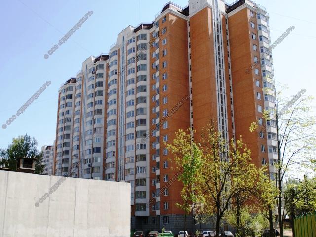 П газопровод, дом 1 корпус корп5, москва - планировки и квартиры в доме