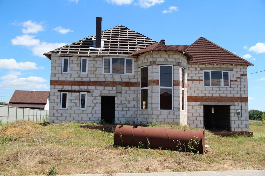 Цена дом из пеноблоков