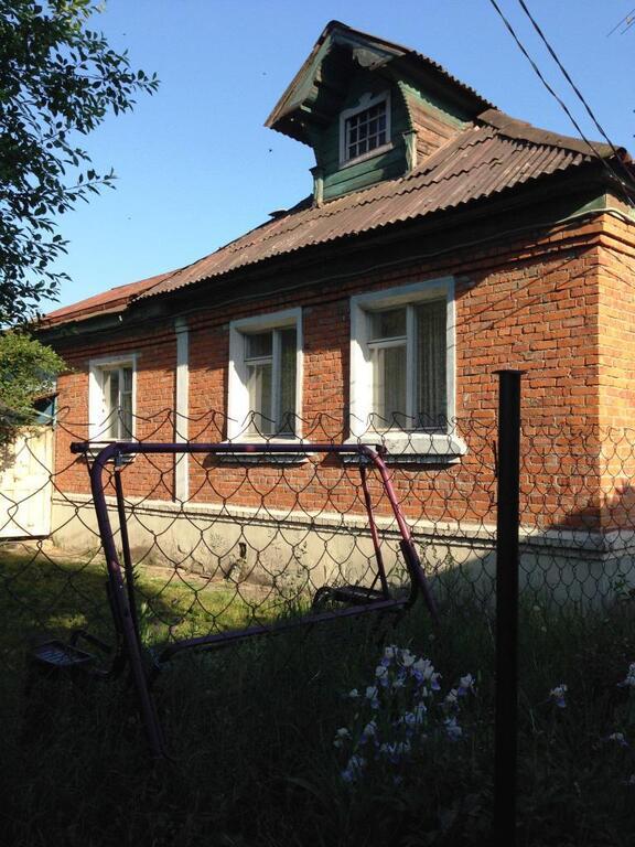 Часть дома в мкрсемхоз, гсергиев посад, продажа домов и коттеджей в сергиевом посаде, id объекта - 501963248 - фото 1