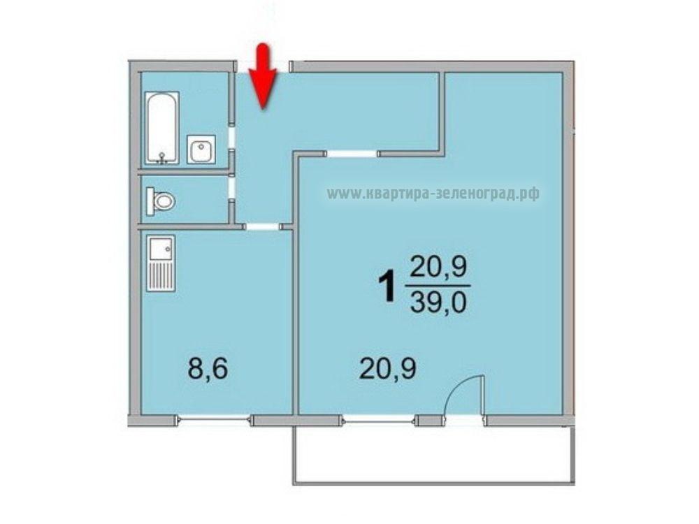 Продажа: 4-комнатная квартира,зеленоград,10600000 rub