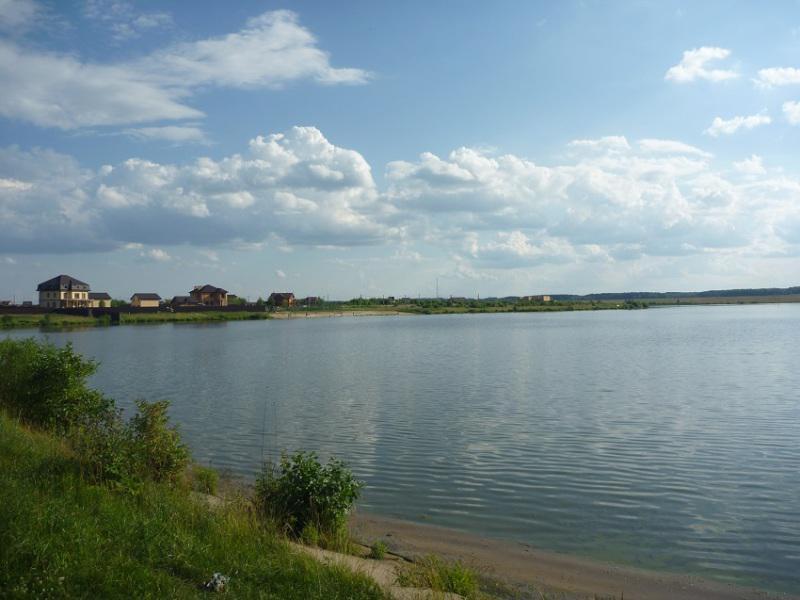 рыбалка в сосновке чеховский район