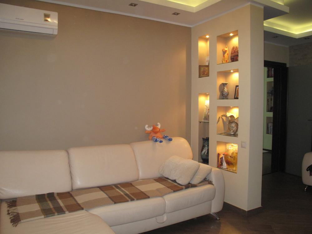 Дизайн квартиры в п44т с фото.