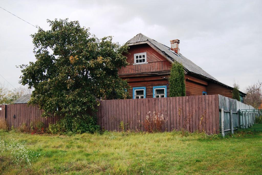 домик и рыбалка в владимирской области