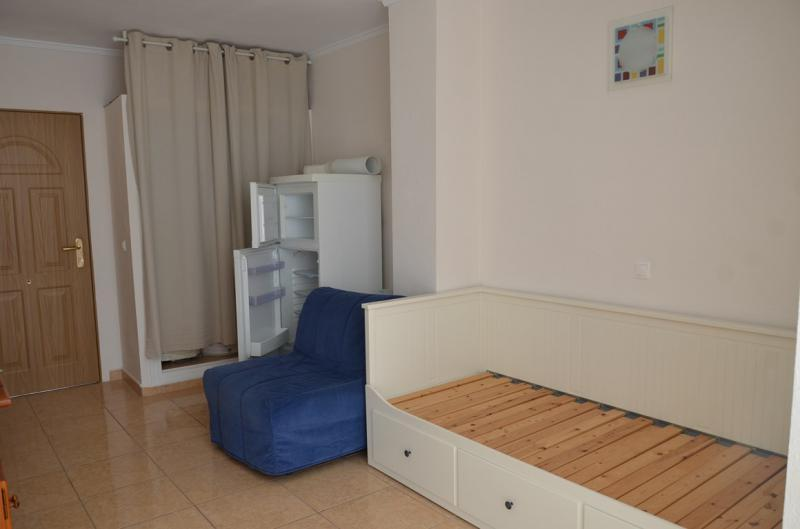 Квартира студия в испании снять