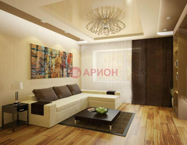 Зал в 20 кв.м. дизайн