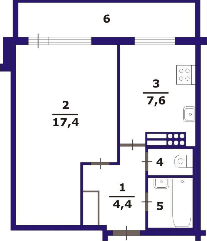 Продам 1 уп ул. минская, дом 7, купить квартиру в иваново по.