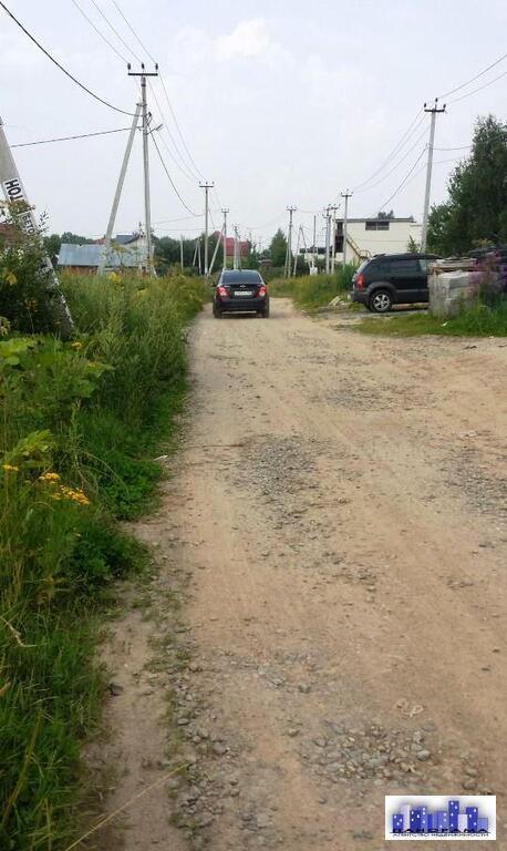Купить земельный участок: д Ложки, обл Московская