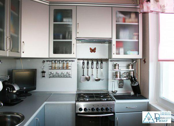 Примеры расположения кухня в хрущевке Кухни от 11300