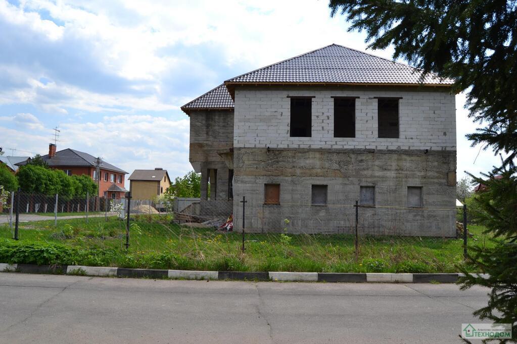 Продается дом, продажа домов и коттеджей северово, подольский район, id объекта - 501351455 - фото 1