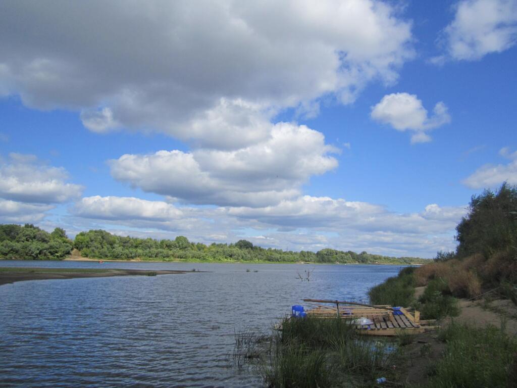 Пляжи на реке Ока - Лучшие пляжи мира