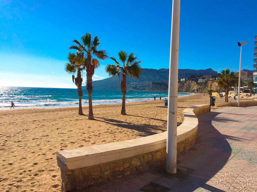 Испания кальпе купить дешевую квартиру
